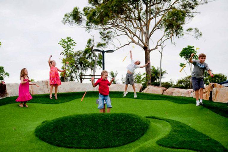 Parkwood International mini golf