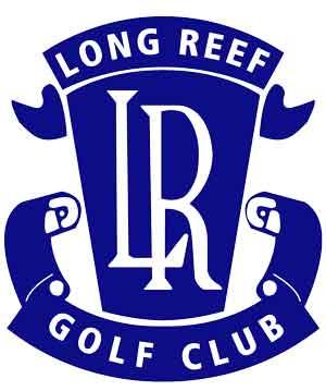 long reef golf club logo