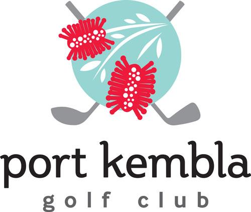 port kembla golf club nsw logo